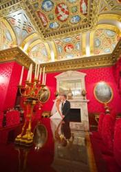 Wedding photographs London Ritz Hotel