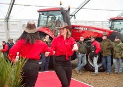Case tractors 597
