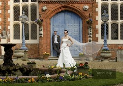Wedding Photo at Gosfield Hall