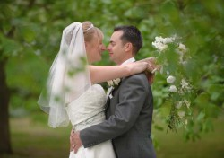 Wedding photo at Ivy Hill Hotel