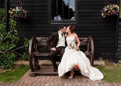 Wedding Photo - Crabbs Barn, Kelvedon