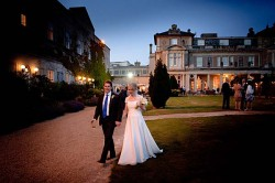 Wedding Photo at Down Hall, Hatfield Heath