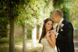 Wedding Photo - Parklands, Quendon Hall