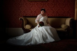 Wedding Photograph at Fennes, Essex