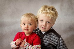 Children's Portrait - Photo