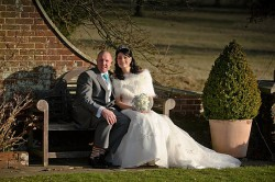 Wedding Photo - Parklands, Quendon Hall