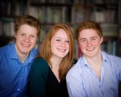 Witham family portrait photographs