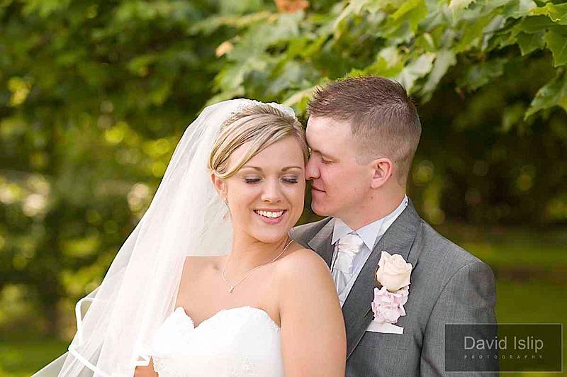 wedding photo at Fennes