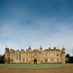 photograph of Hengrave Hall