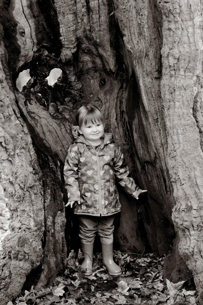 children environmental portraits