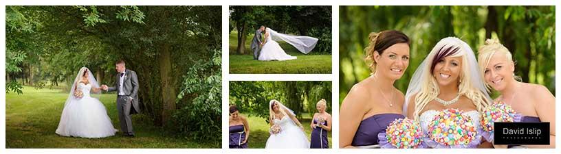 Forrester Park wedding photographer