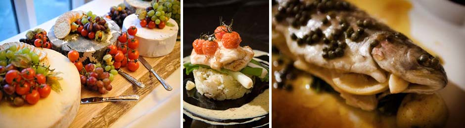 Commercial Photography- food photography for chef