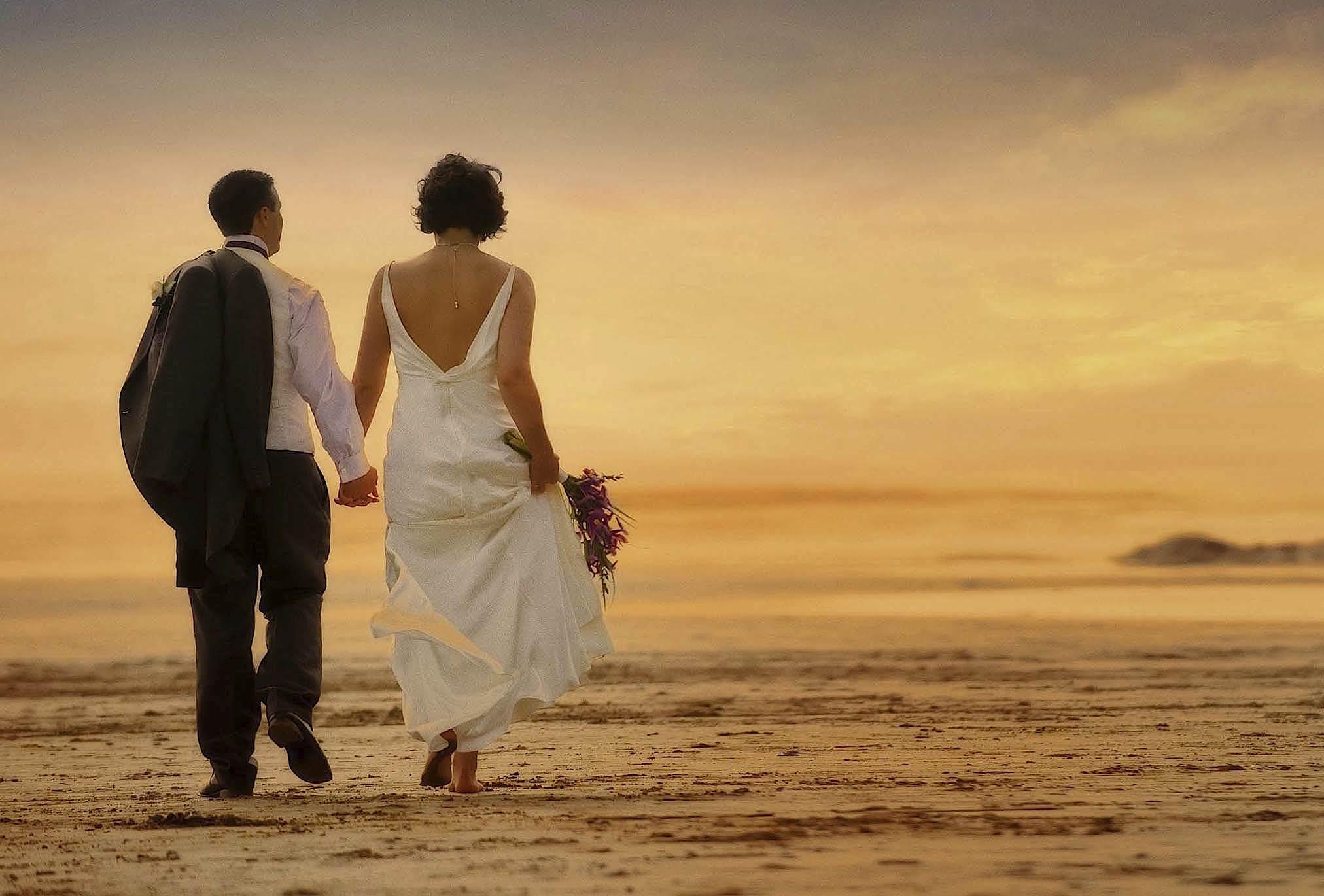Saunton Sands Hotel wedding photographer