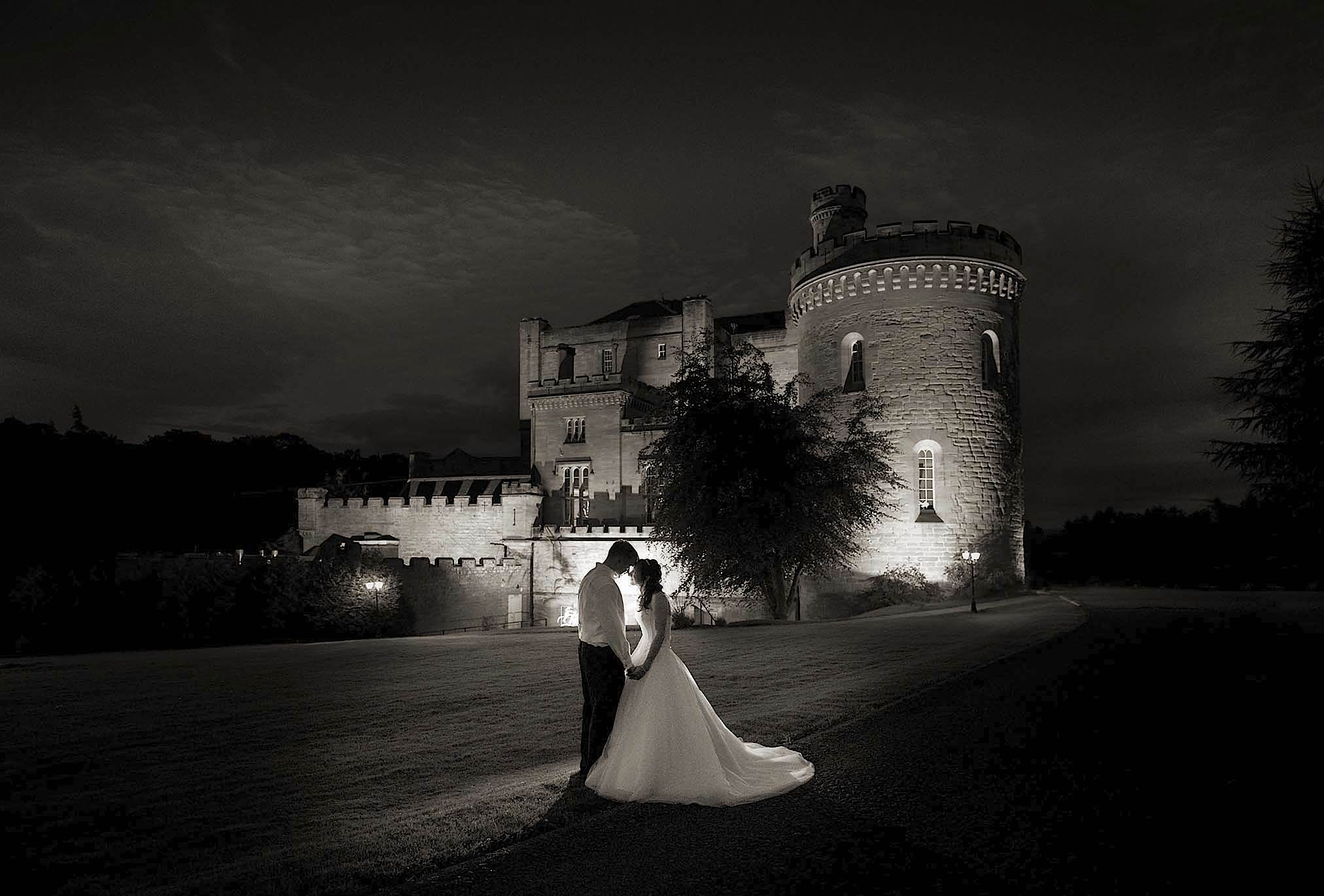 Castle wedding photographer