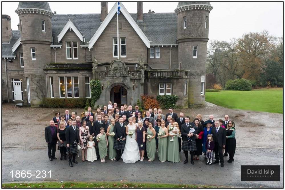Ballathie House wedding photographer