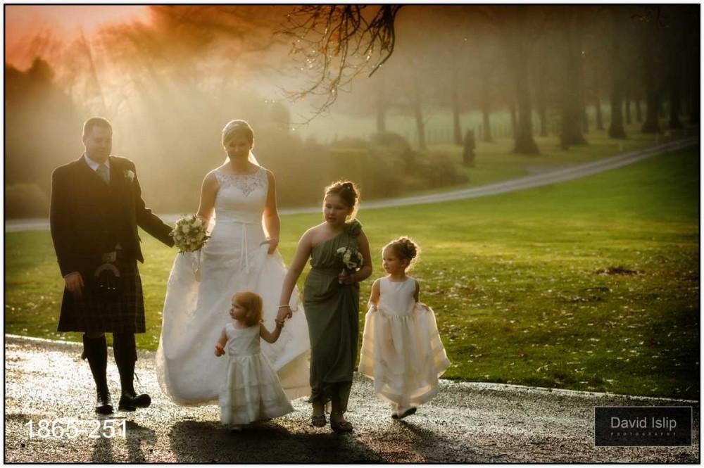 Ballathie House wedding photos