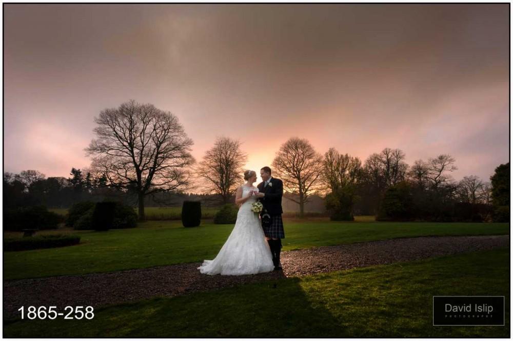 Ballathie House wedding photographer Classical