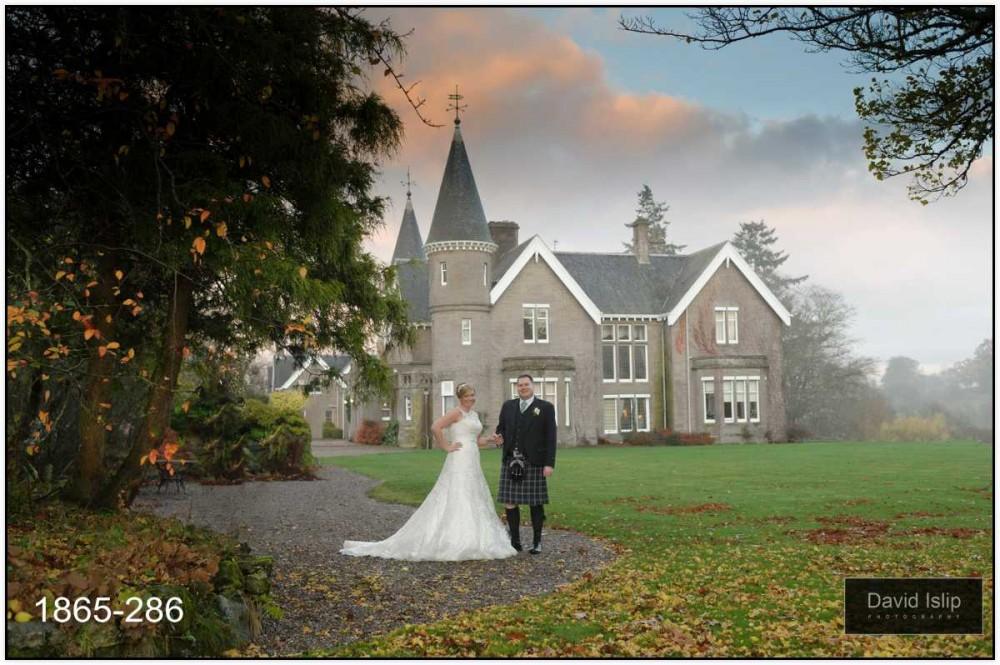 Ballathie House Perth best wedding photographer