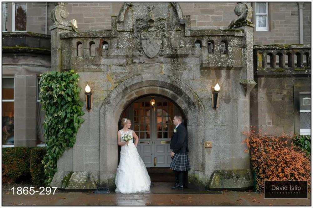 Ballathie House Perth excellent wedding photographer