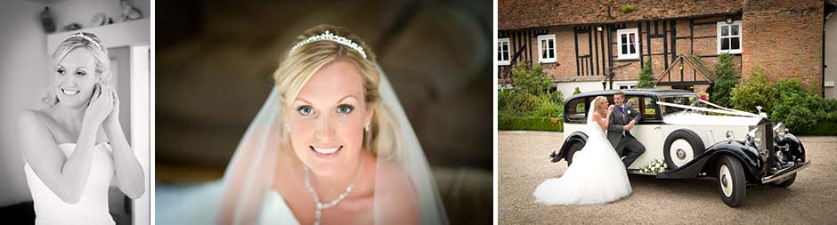Newland Hall in Essex. Wedding pictures