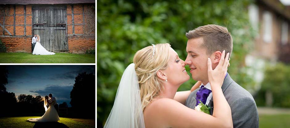 Wedding photography at Newland Hall, Essex