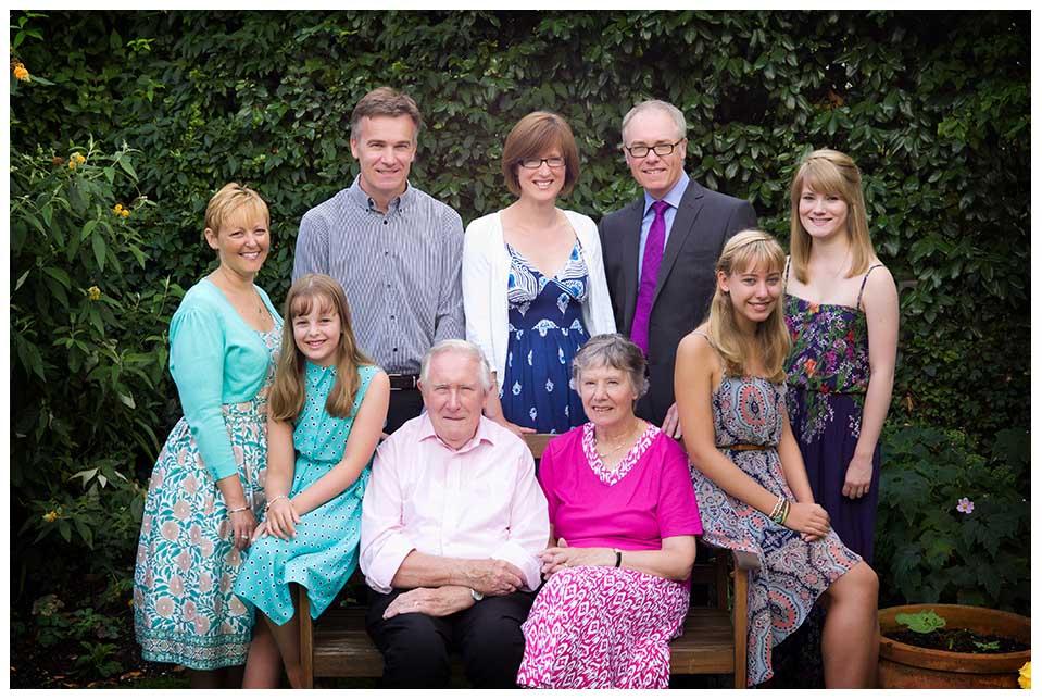 family photographs Essex