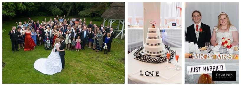 Essex wedding photographer Hatfield Heath