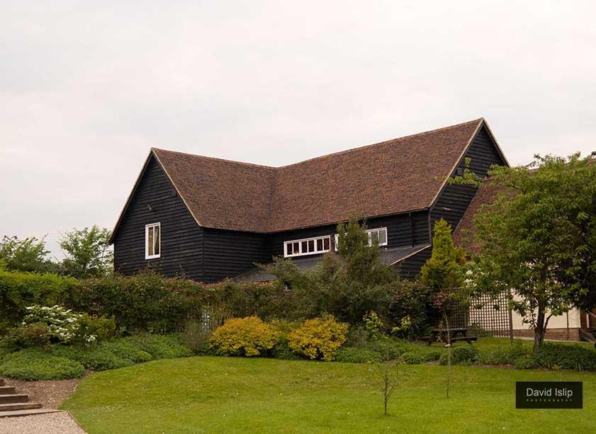 White Hart Great Yeldham Essex Barn