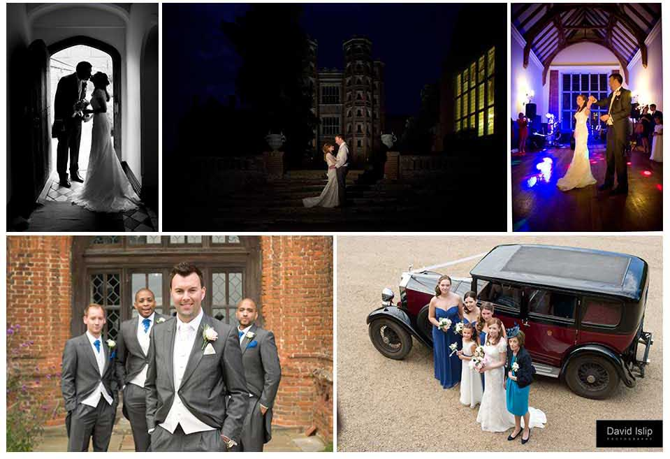 wedding photography at Layer Marney Tower, Colchester, Essex