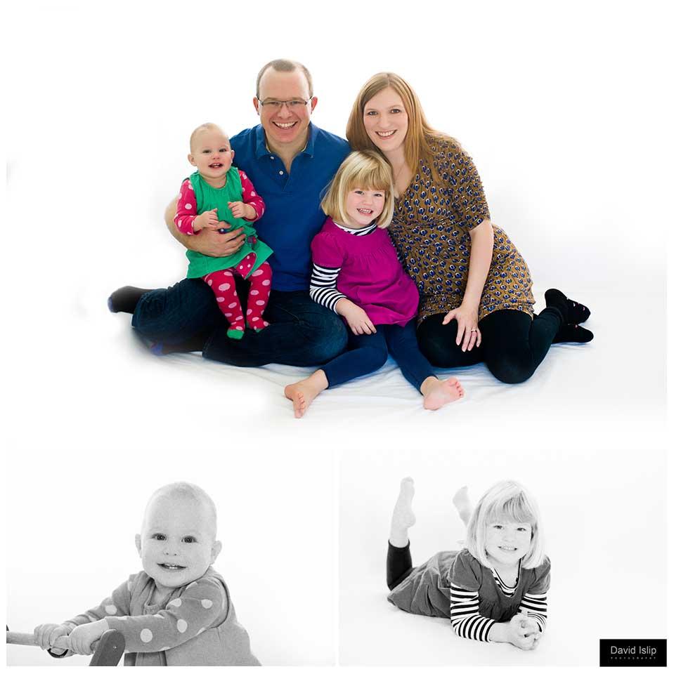 Family Portrait Photographer Essex
