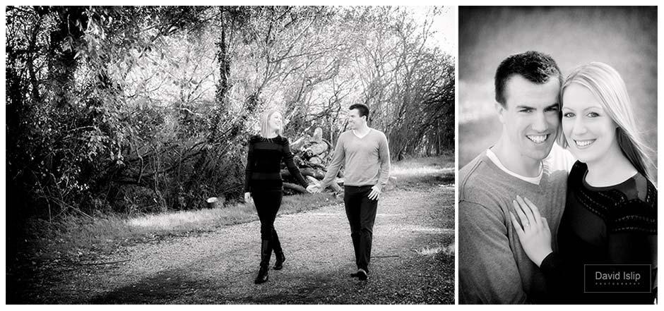 Engagement portraits pre-wedding shoot