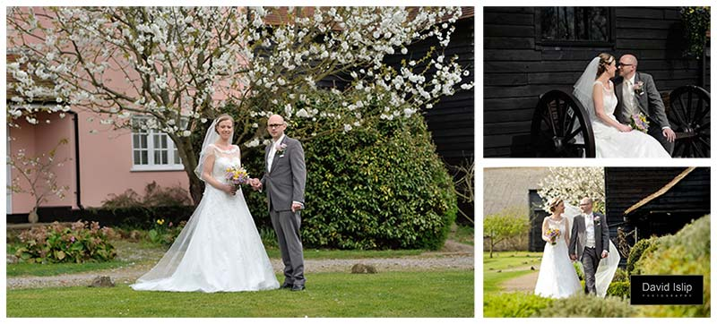 Crabbs Barn, Kelvedon, wedding