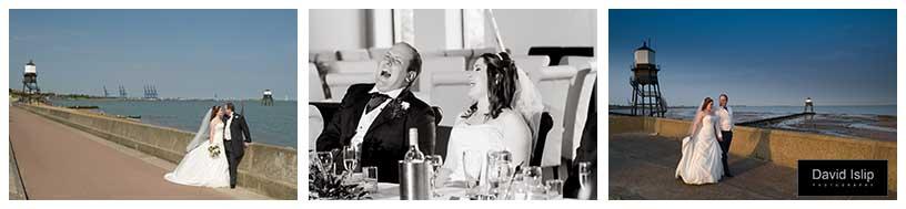 Dovercourt Harwich wedding photographer