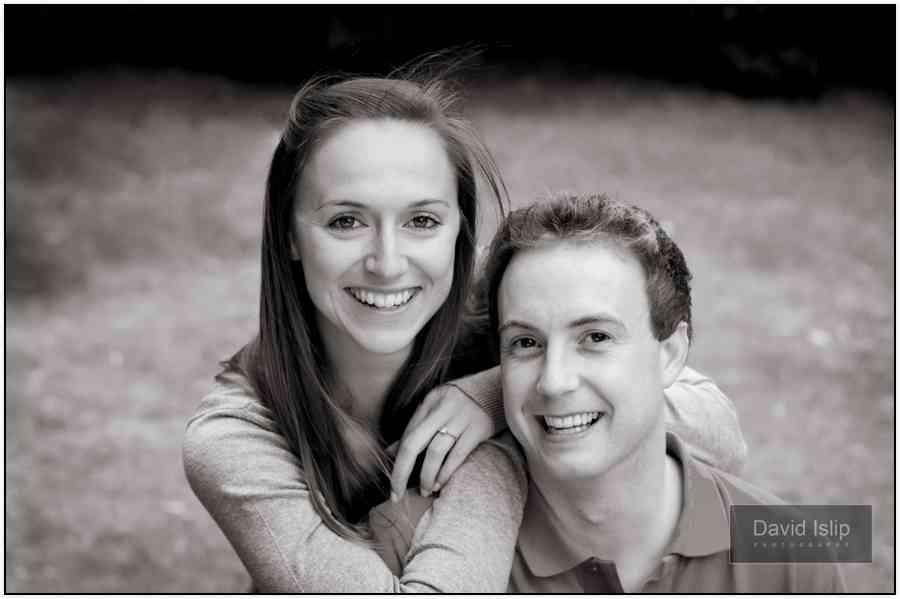 Danbury Lakes Engagement Portraits