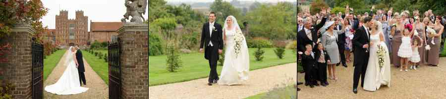 Wedding Photographer Layer Marney Tower
