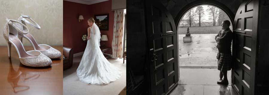 Ballathie House wedding Scotland