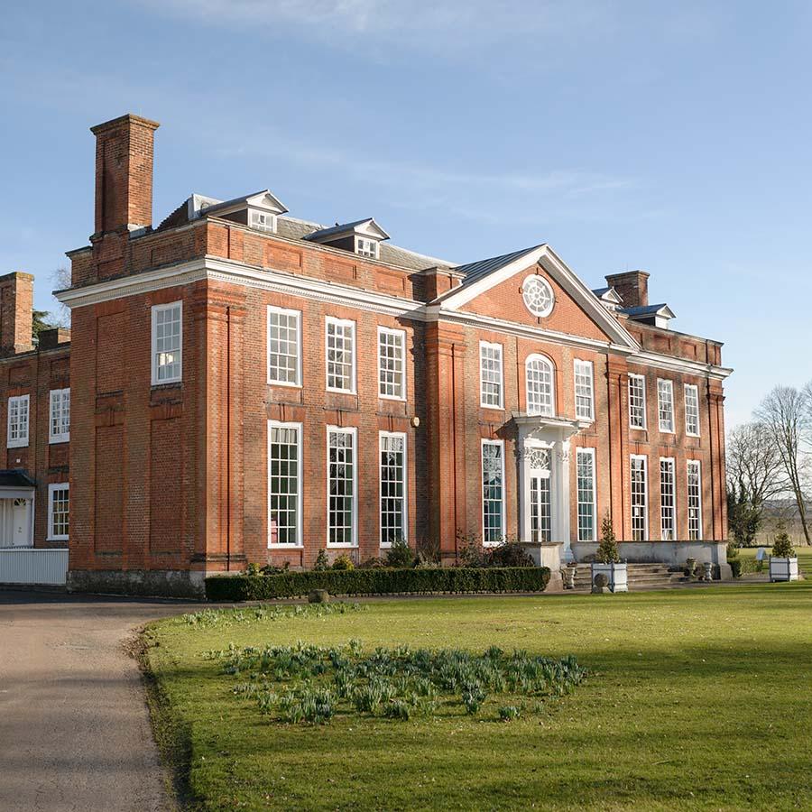 Bradbourne House Kent wedding venue