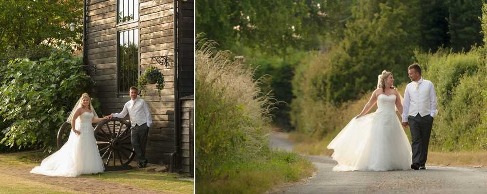 Wedding Photographs Crabbs Barn Essex
