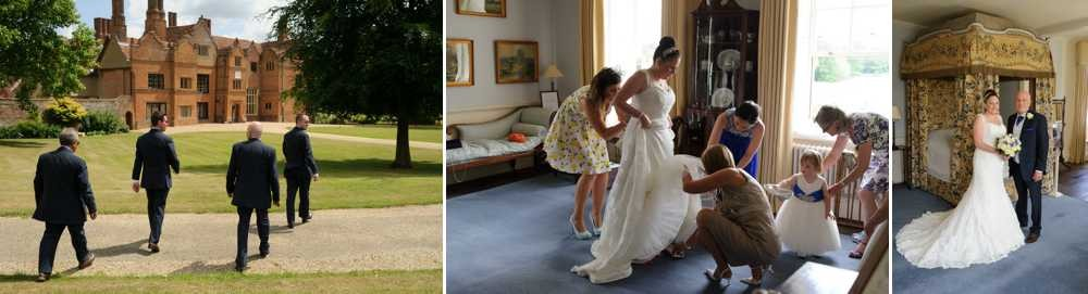Wedding Photographs Spains Hall Essex
