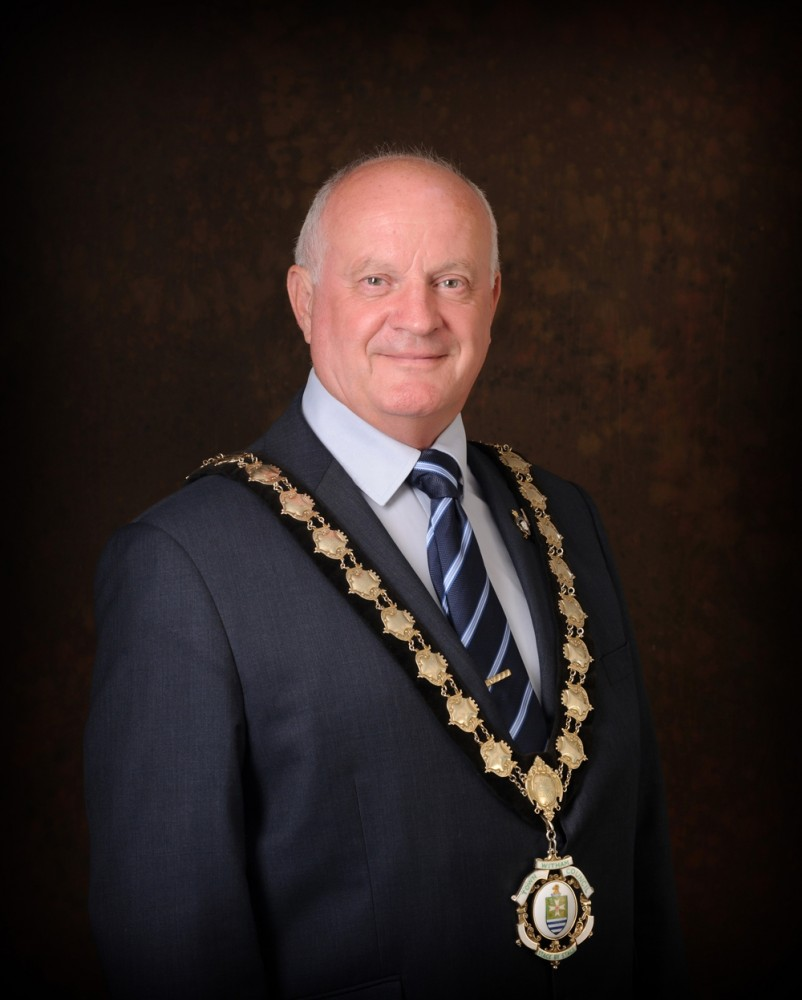 Witham Town Mayors Portrait