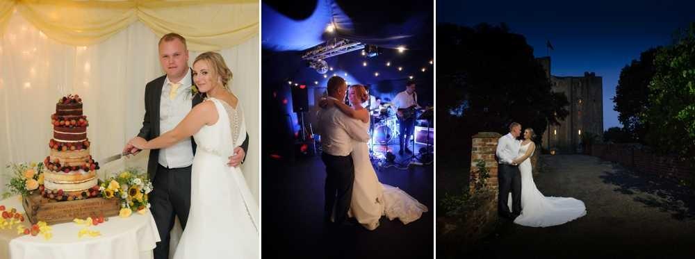 Wedding Photographer Hedingham Castle