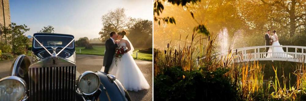 Wedding Photographer Fennes autumn wedding