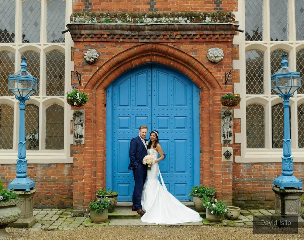 Gosfield Hall Wedding photographer Testimonial