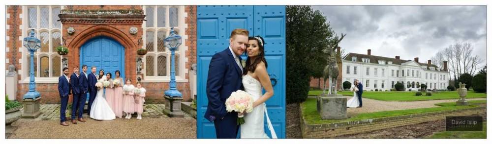 Wedding Photography Gosfield Hall