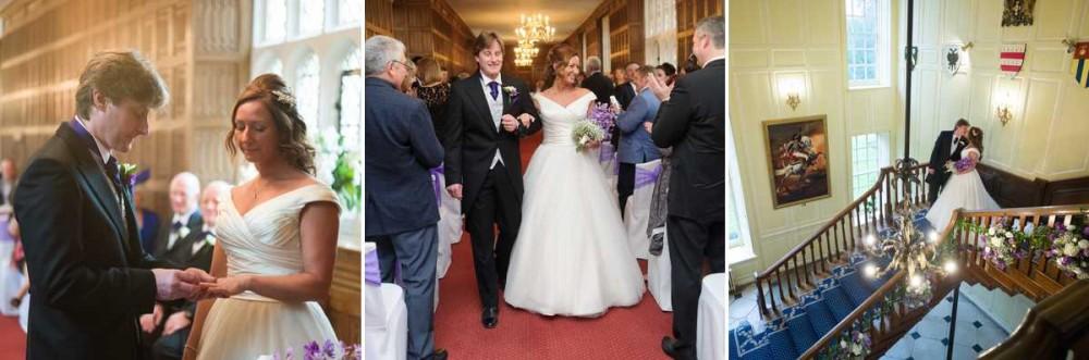 Wedding Photographs Gosfield Hall