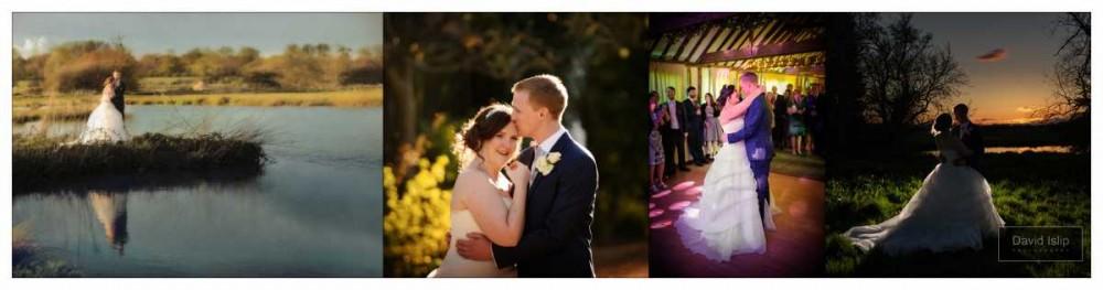 Reid Rooms sunset wedding photos