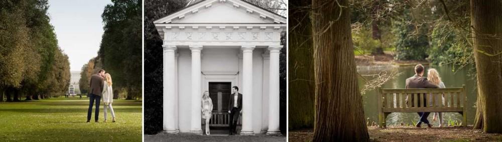 Kew Gardens Engagement Photos