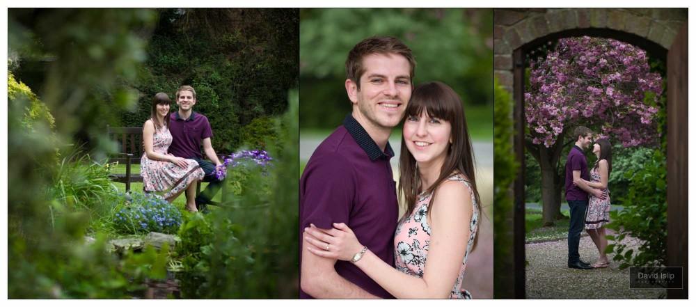 Wedding Engagement Portraits Essex