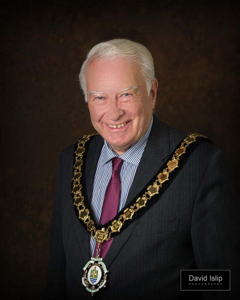 2016 Witham Mayor Portrait