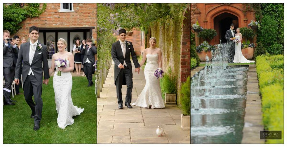 Wedding Photography Woodhall Manor Suffolk
